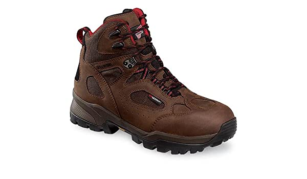 067eaef5c5f Red Wing 6674 Men's 6-inch Hiker Boot, Brown (Aluminum Toe ...