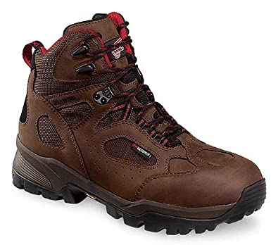 Amazon.com | Red Wing 6674 Men's 6-Inch Hiker Boot, Brown | Shoes