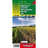 Freytag Berndt Wanderkarten, WK 053, Mühlviertel - Freistadt - Bad Leonfelden - Bad Zell - Linz - Maßstab 1:50.000 (freytag & berndt Wander-Rad-Freizeitkarten)