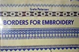 Borders for Embroidery, Grete Petersen, 0442265301