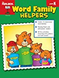 Word Family Helpers, The Mailbox Books Staff, 1562349295
