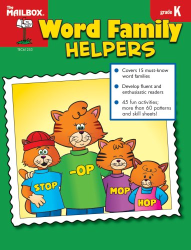 Word Family Helpers (Gr. K) - City Fort Center Worth