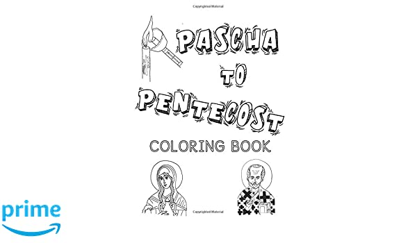 96 Coloring Book Images Pentecost HD