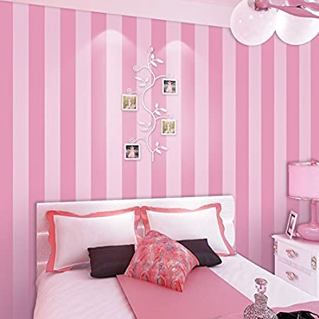 HUANGYAHUI wallpaper Princess 3D children room wallpaper girl ...