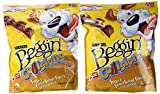 PURINA 381103 4-Pack Beggin Collisions Bacon Peanut Butter Food for Pets, 25-Ounce