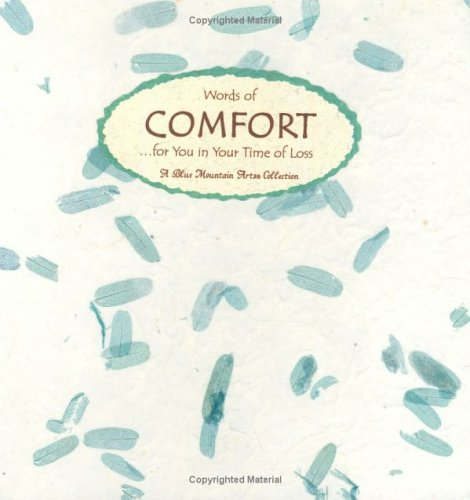 Words of Comfort: For You in Your Time of Loss (Language of Series)