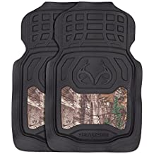 Realtree Camo Floor Mats | Front and Rear | Fits Most Cars | Trucks | and SUVs