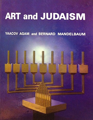Art and Judaism: A conversation between Yaacov Agam for sale  Delivered anywhere in USA