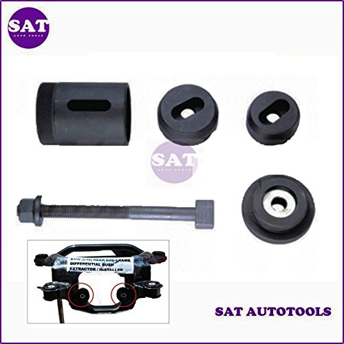 BMW E46 REAR SUB-FRAME DIFFERENTIAL BUSH EXTRACTOR / INSTALLER KIT ()