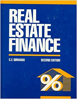 Real Estate Finance Free Download