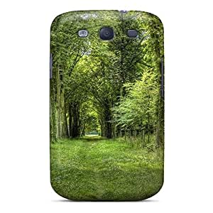Perfect Lane Thru The Forest Case Cover Skin For Galaxy S3 Phone Case