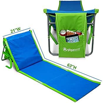 Amazon Com June Amp May Beach Chair Compact Portable