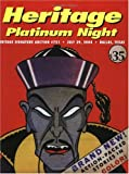 751 HCA Comics Platinum Auction Catalog, James Halperin, 1932899162
