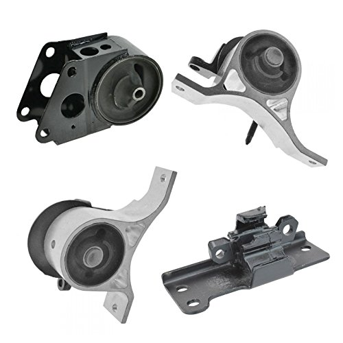 mission Mounts Kit Set of 4 for Nissan Altima Maxima Quest ()