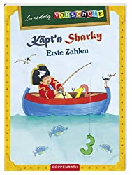 Lernerfolg Vorschule: Käpt'n Sharky - Erste Zahlen: (Verkaufseinheit)