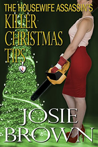 """Murder, suspense, sex--and some handy household tips. """"Josie Brown writes with all the secrets, sex, money and scandal of an OK! Magazine cover...Truly entertaining reading."""" -- Jackie Collins IN BOOK 3 OF THE HOUSEWIFE ASSASSIN SERIES:- TIS THE SEAS..."""