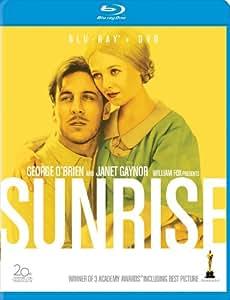 Sunrise Blu-ray + Dvd Combo