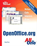 OpenOffice. org, Kenyon Brown and Greg Perry, 0672326183