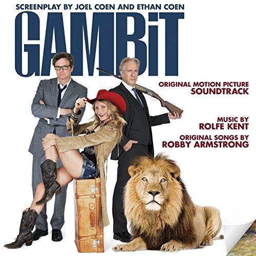 Gambit (2014) Movie Soundtrack