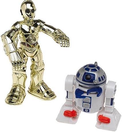 Playskool Star Wars Galactic Heroes X wing Luke Skywalker R2 D2 Vader Lot