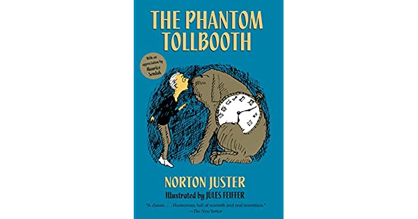The phantom tollbooth livros na amazon brasil 9780394820378 fandeluxe Gallery