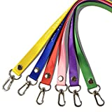 Unbreakable PVC Hall Pass Lanyards,Mlife School
