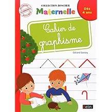 Cahier de graphisme Méthode Boscher Maternelle