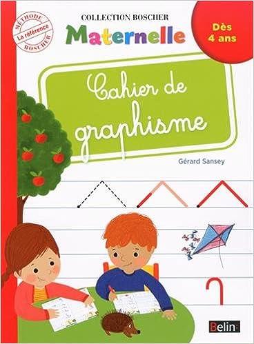 Super Amazon.fr - Cahier de Graphisme (Nouvelle Édition) - Sansey Gérard  KI01