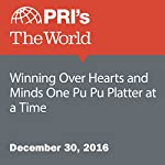 Winning Over Hearts and Minds One Pu Pu Platter at a Time | Pien Huang