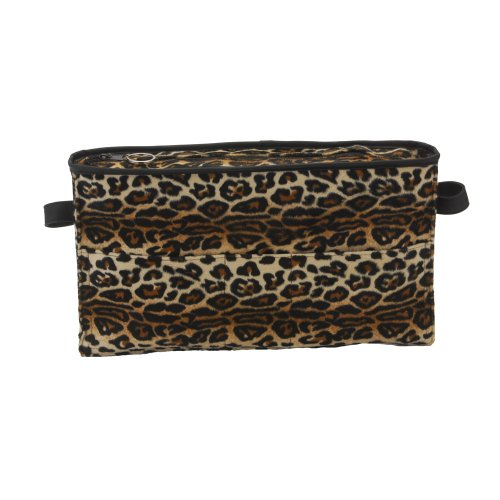 NOVA Medical Products Universal Walker Bag, Leopard Diva, 1 Pound by NOVA Medical Products