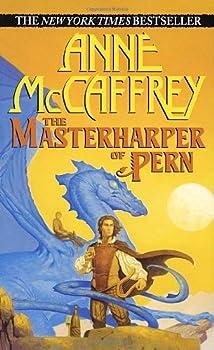 The MasterHarper of Pern 0345388232 Book Cover