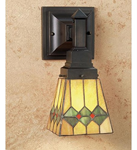 (Martini Mission 1 Light Wall Sconce)