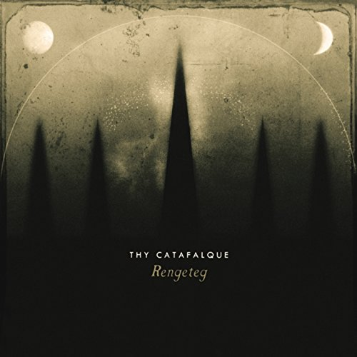 CD : Thy Catafalque - Rengeteg (Limited Edition, Digipack Packaging)