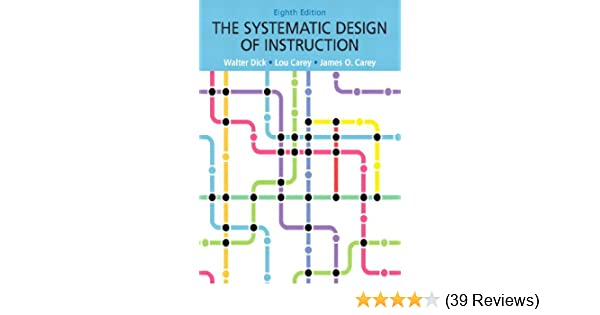 Amazon Systematic Design Of Instruction The Ebook Walter Dick