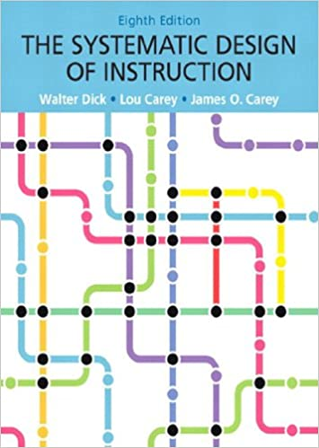 Amazon Com Systematic Design Of Instruction The Ebook Dick Walter Carey Lou Carey James O Kindle Store