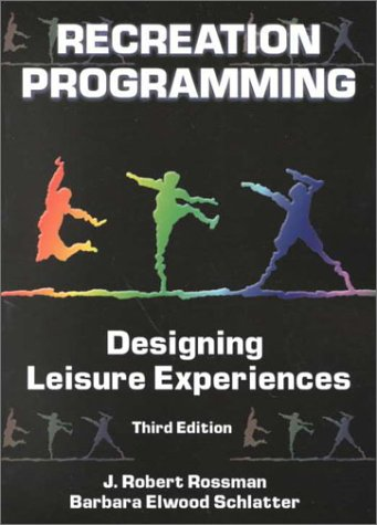 Download Recreation Programming: Designing Leisure Experiences PDF