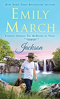 Book Cover: Jackson: Eternity Springs: The McBrides of Texas