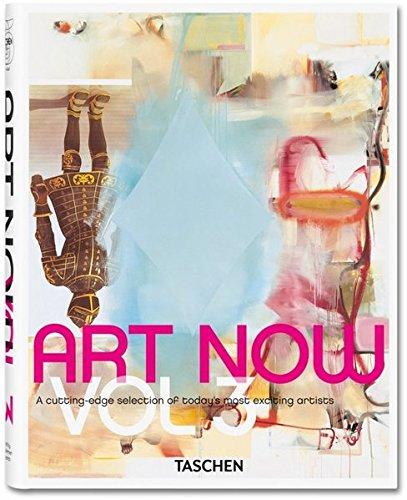 VA-25 ART NOW VOL 3 (Anglais) Relié – 24 mai 2012 HANS WERNER HOLZWARTH Taschen 3836536188 Arts majeurs