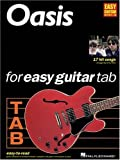 Oasis for Easy Guitar Tab, Oasis, Arthur Dick, 0634022342