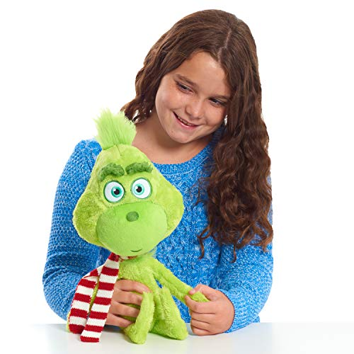 "Grinch Movie Young Grinch 15"" Plush"