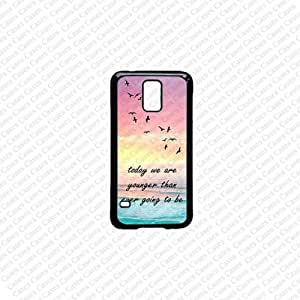 Samsung Galaxy S5 Cases, Young Quote Samsung Samsung Galaxy S5 Case, colorful up movie Galaxy S5 Cases,Cute Samsung Galaxy S5 Case