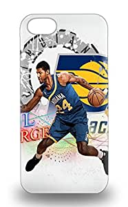 Premium 3D PC Case For Iphone 5/5s Eco Package Retail Packaging NBA Indiana Pacers Paul George #24 ( Custom Picture iPhone 6, iPhone 6 PLUS, iPhone 5, iPhone 5S, iPhone 5C, iPhone 4, iPhone 4S,Galaxy S6,Galaxy S5,Galaxy S4,Galaxy S3,Note 3,iPad Mini-Mini 2,iPad Air )