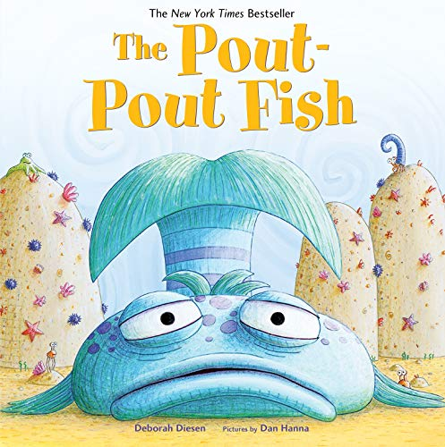 The Pout-Pout Fish (A Pout-Pout Fish Adventure) -