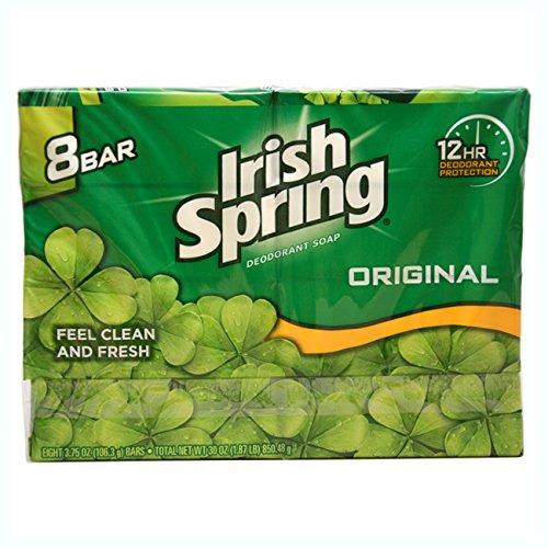 かけがえのないドール優遇Irish Spring デオドラントソープオリジナル - 8のCt