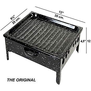 Amazon.com: Bracero de mesa. Calentadores de carne ...