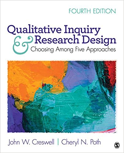 Qualitative Inquiry and Research Design: Choosing Among Five