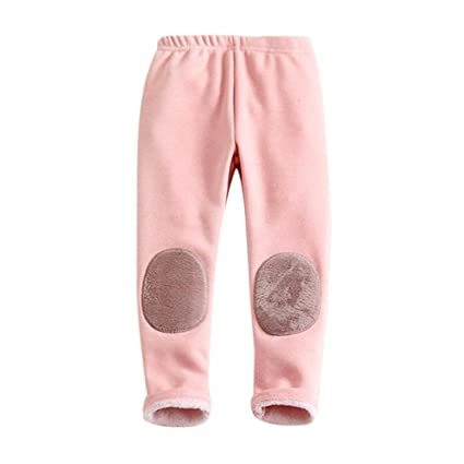 505cd7b52a2 Amazon.com: Starxin Newborn Toddler Kid Baby Girls Boys Fashion Cute Cotton  Stretch Leggings Warm Thick Lined Long Pants Trousers (Pink, 3T(2~3years)):  Toys ...