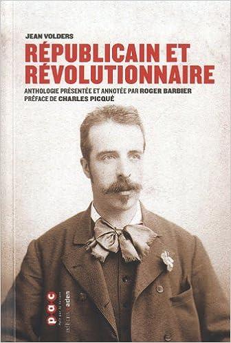 En ligne Républicain et révolutionnaire pdf