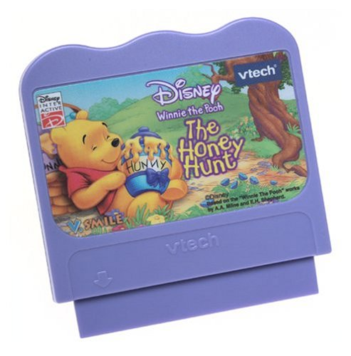Vtech V Smile Winnie The Pooh Honey Hunt Buy Online In Saudi Arabia At Saudi Desertcart Com Productid 15472607