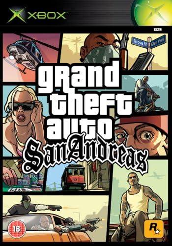 Grand Theft Auto - San Andreas [Classics]: Amazon.es: Videojuegos